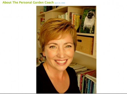 Christina Salwitz the personal garden coach