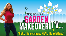 Garden Makeover TV With Shirley Bovshow