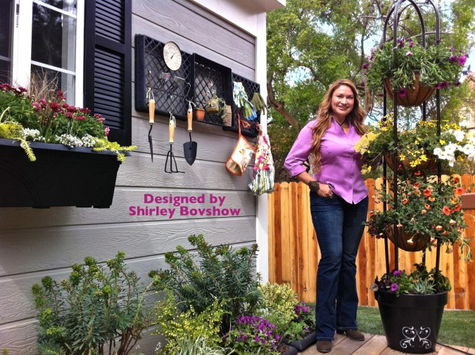 Deck Garden Makeover: Home & Family Show Part 1 | Eden Makers Blog