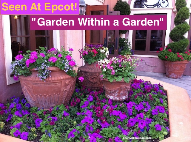 Garden Design Ideas: Epcot Flower and Garden Festival | Eden ...