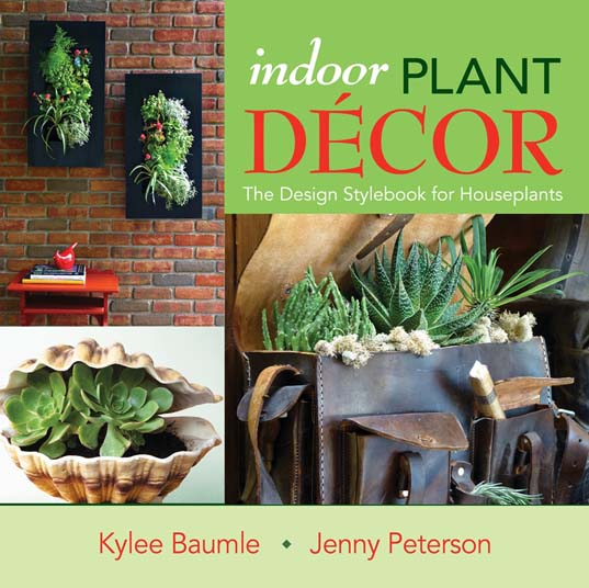 Indoor-Plant-Decor-Book-Cover by Jenny Peterson and Kylee Baumle