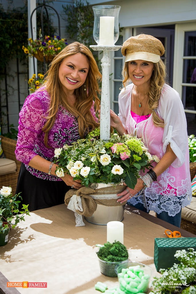 shirley bovshow paige hemmis living wedding luminaries home and family show wedding hallmark channel