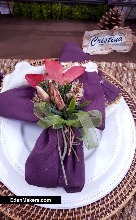 acorn-liquid-amber-leaf-purple-napkin-sage-ribbon-placesetting-napkin-holder-edenmakers-blog